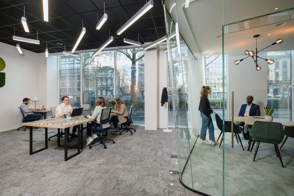 Nouvelles organisations du travail plus flexibles